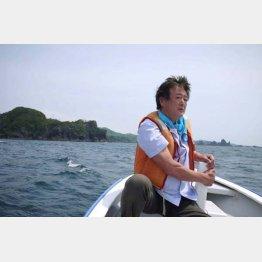 西潟氏は全国の漁業関係者と交流がある(提供写真)