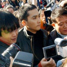 2004年、慌てて入隊した韓国の人気俳優ソン・スンホン