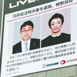 買収選挙は日本文化?三権分立は三位一体の八百長と化した