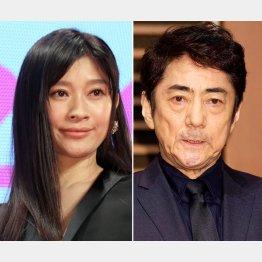 仲がいいことで知られる篠原涼子と市村正親夫妻(C)日刊ゲンダイ