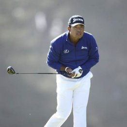 松山英樹「曲げないゴルフ」の重要性痛感…石川遼も大苦戦