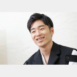 お笑いコンビ「ジャルジャル」の後藤淳平(C)日刊ゲンダイ