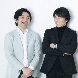 十河さん(左)と中島健太さん(提供写真)