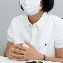 赤木雅子さん 安倍首相らの絵に「黒目」描かなかった理由