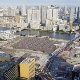 築地市場跡地「仮設駐車場」は更地に…まるで爆心地のよう
