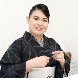 講談師・神田鯉栄さん 母オリジナル「ロールオンライス」