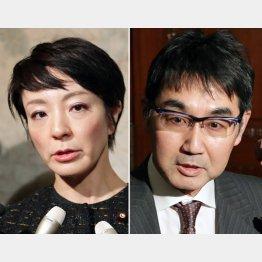 """安倍首相に""""飛び火""""も(C)日刊ゲンダイ"""