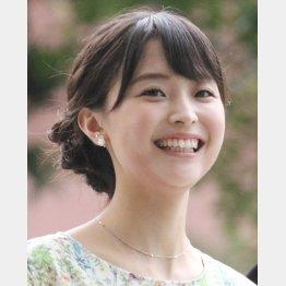 SNS上で話題の渡邊渚アナ(C)日刊ゲンダイ