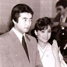 松田聖子はメディア翻弄…郷ひろみと破局し神田正輝と婚約