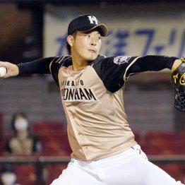 日ハム吉田輝星 今季初登板で「新球」より「直球」手応え