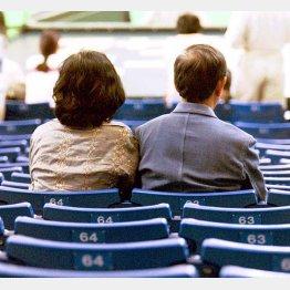 夫婦での楽しみも増えそう(写真はイメージ)/(C)日刊ゲンダイ