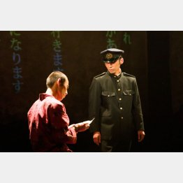 青年劇場「星をかすめる風」/(C)宿谷誠