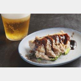合う酒=ビール(C)日刊ゲンダイ