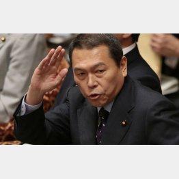 大学時代まではエースピッチャー(小此木八郎国家公安・防災相)/(C)日刊ゲンダイ