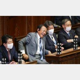 麻生大臣の地元・福岡が有力(C)日刊ゲンダイ