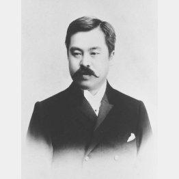 近衛文麿の父・篤麿は国家主義を唱える国士だった(C)国立国会図書館所蔵画像/共同通信イメージズ