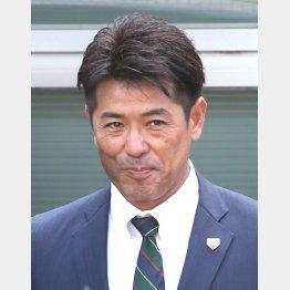 稲葉侍ジャパン監督(日本ハムOB)/(C)日刊ゲンダイ