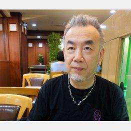 ひらがかんいちさん(C)日刊ゲンダイ