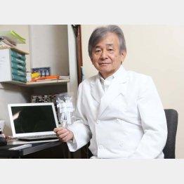大泉中央クリニック院長でサリバテック代表取締役の砂村眞琴さん(C)日刊ゲンダイ