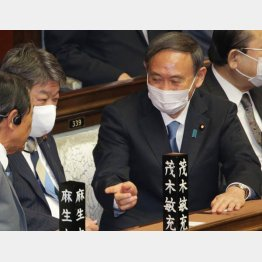 菅首相は高校に進学できる2割のなかにいた恵まれた家庭に育っている(C)日刊ゲンダイ