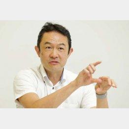 地域新聞社の山田旬社長(C)日刊ゲンダイ