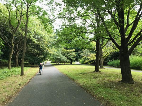 「高松」は昭和記念公園も近い