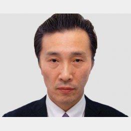 柿崎明二首相補佐官(C)共同通信社