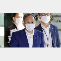 菅政権の中身はカラッポの「二菅政権」/(C)共同通信社