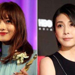 竹内結子さん、石原さとみに立ちはだかった女優35歳限界説