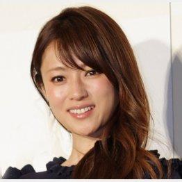 深田恭子の結婚はいつ?(C)日刊ゲンダイ