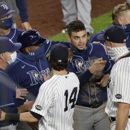 田中と筒香を巻き込む因縁 ヤンキース初代オーナーの亡霊