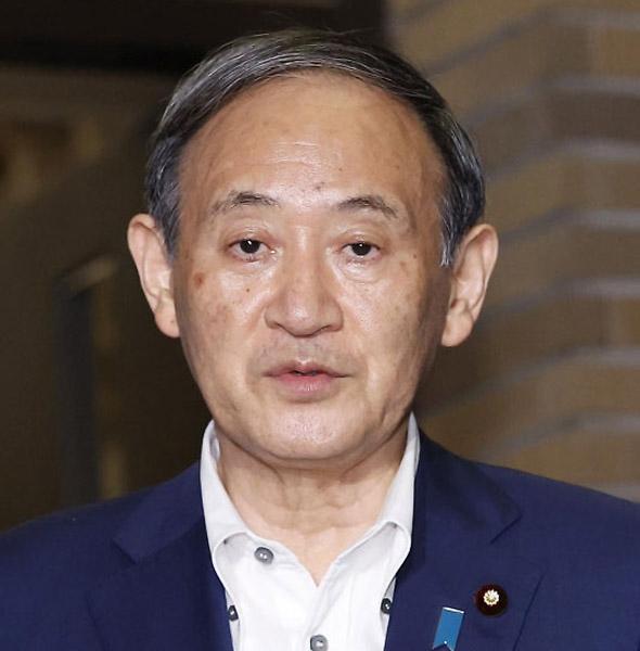 菅首相「法に基づいて対応」弾圧批判封じの中国とそっくり