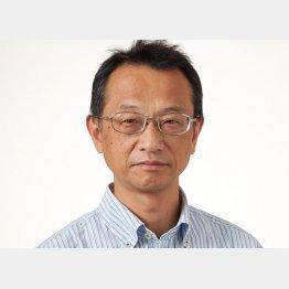 明治大学の西川伸一教授(提供写真)