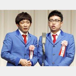 銀シャリの鰻和弘(左)と橋本直(C)日刊ゲンダイ
