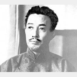 北一輝は戦前の日本の思想家、社会運動家、国家社会主義者。2・26事件の「理論的指導者」として逮捕、軍法会議で死刑判決を受けて昭和12(1937)年に刑死した(C)共同通信社