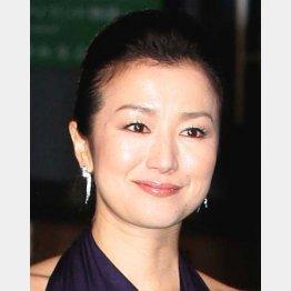 鈴木京香(C)日刊ゲンダイ