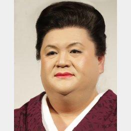 マツコ・デラックス(C)日刊ゲンダイ