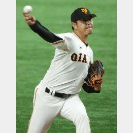 昨季2019年、二軍戦で2試合の登板に終わった岩隈(C)日刊ゲンダイ
