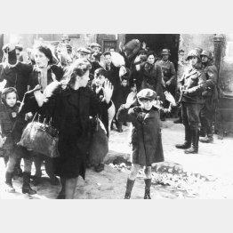 ナチ党によって強制収容された(C)World History Archive/ニューズコム/共同通信イメージズ