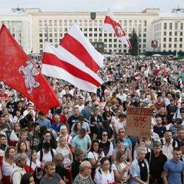 JOCと組織委は五輪精神を蹂躙するベラルーシ政権に一撃を