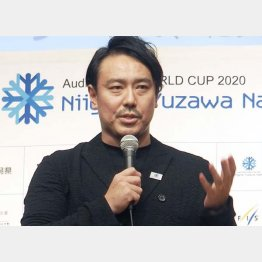 全日本スキー連盟の皆川賢太郎競技本部長も落選(C)共同通信社