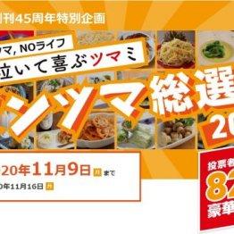 創刊45周年特別企画「ダンツマ総選挙2020」開催中!