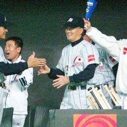 アジア選手権完全制覇目前で長嶋監督が初めて笑顔を見せた