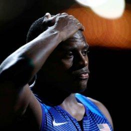 東京五輪100m金候補がドーピング違反 瀬戸越えの痛手に