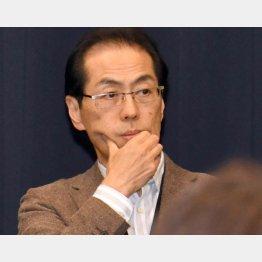 古賀茂明氏(C)日刊ゲンダイ