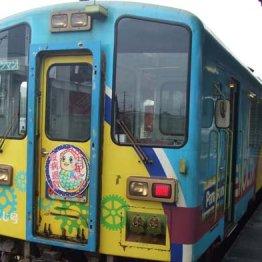 鳥海山ろく線の「ハロウィン列車」は大人も子供も楽しめる
