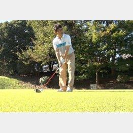 関根勤さんから教わったゴルフの楽しさ(写真提供・GOLF Net TV)