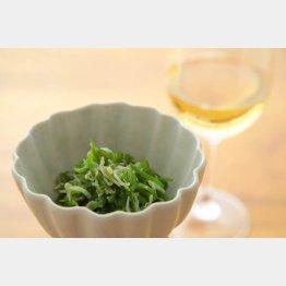 合う酒=日本酒、白ワイン(C)日刊ゲンダイ