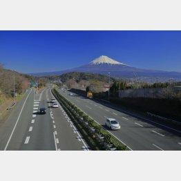 高速道路も「Go To」で…(C)SHIGEKI KAWAKITA/a.collectionRF/アマナイメージズ/共同通信イメージズ