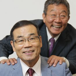 オール阪神・巨人に学んだ計算通りにいかない笑いの緊張感
